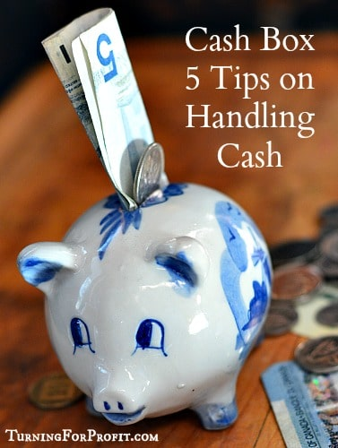 Cash Box How to Handle Money at Shows