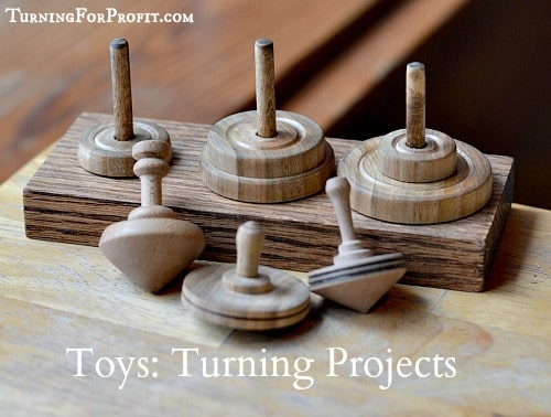Toys Turning Projects