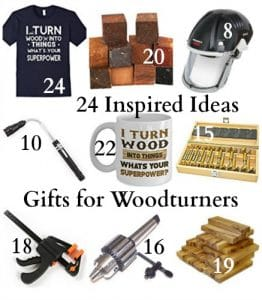 Gifts for Woodturners – 24 Inspiring Ideas