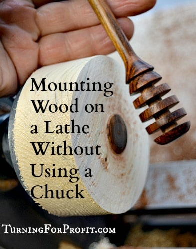 Mounting Wood Pin