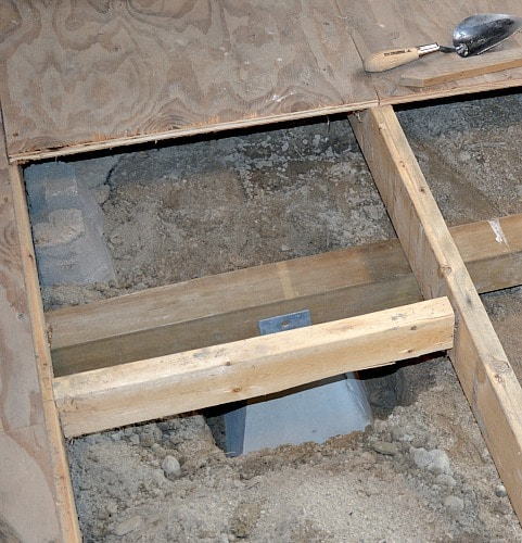 Foundation - just like a building needs a good foundation so do your sales