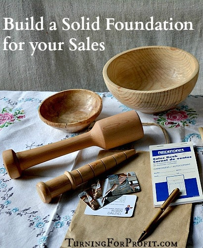 Foundation - Relationships are the basis for your sales