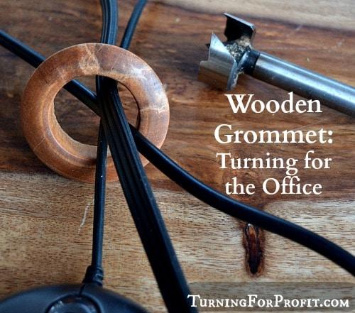 Wooden Grommet Title