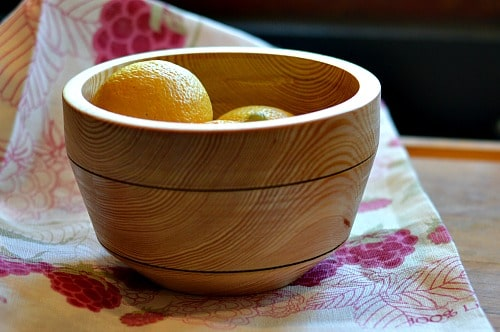 Pricing: What value is a larch bowl?