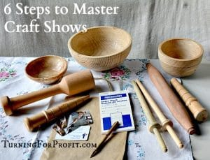 Craft Show 6 steps to master craft shows