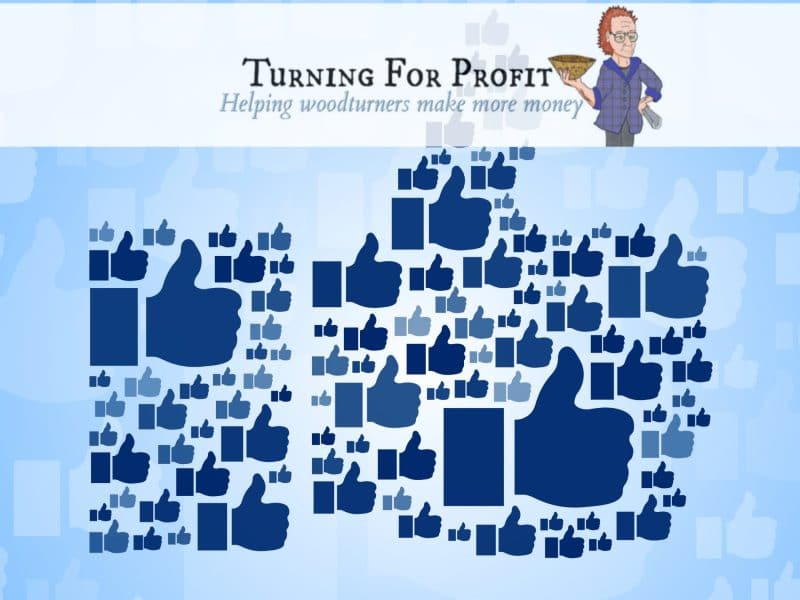 Blue thumbs up emojis making up a big blue thumbs up