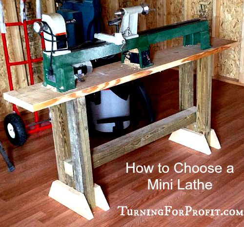 Choosing a Mini Lathe