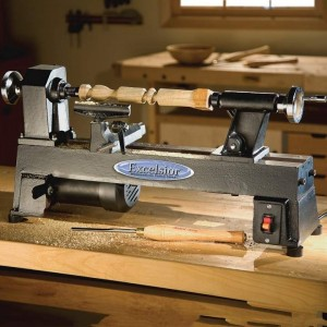 the Excelsior Mini-Lathe
