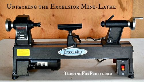 unpacking the excelsior mini lathe review Robust Tools Lathe excelsior mini lathe review