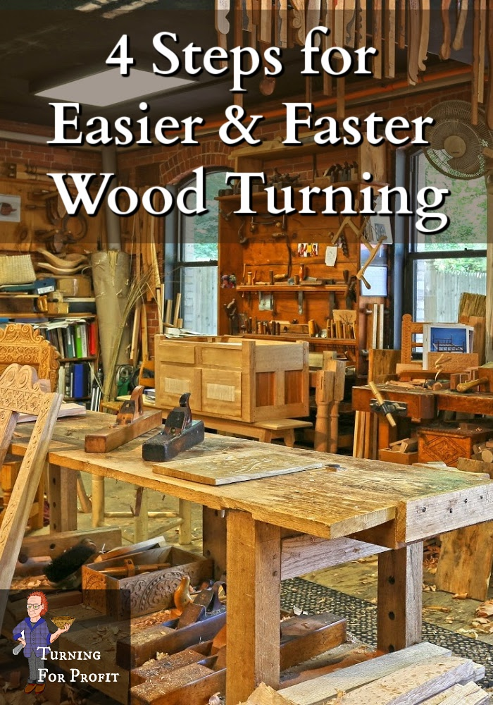 A woodworking shop full of tools