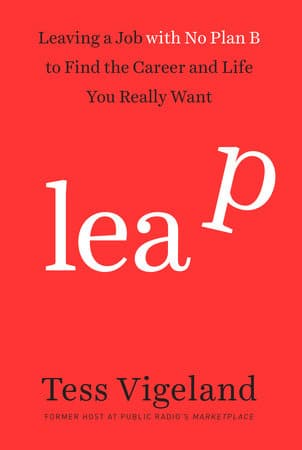Leap by Tess Vigeland