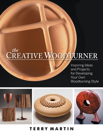 creative woodturner book review