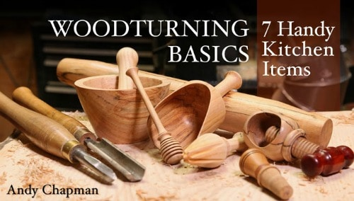 woodturning basics title