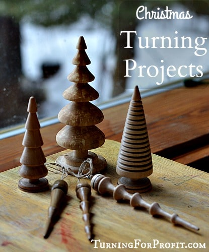 Christmas Turning Projects