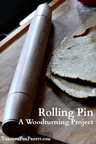 Rolling Pin for Pinterest
