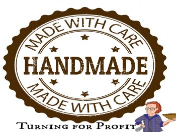 Handmade with Care Stamp