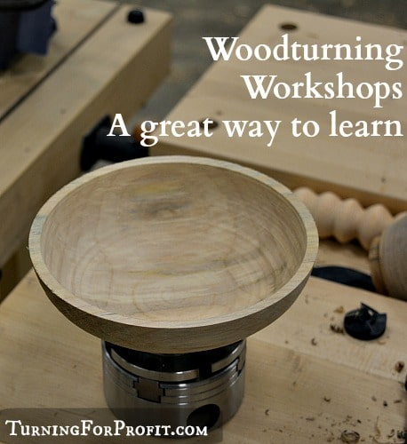 Woodturning Workshop Part I
