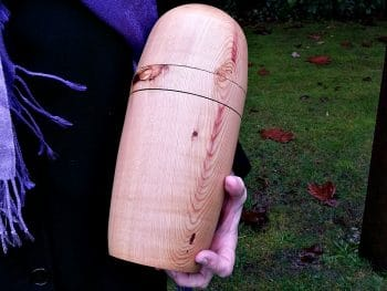 Cremation Urn – A Woodturning Project
