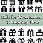Illustrations of wrapped presents