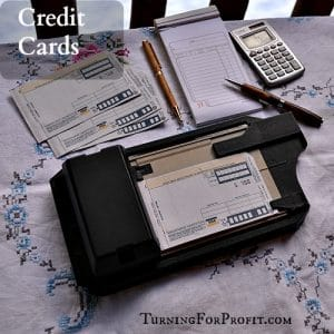 Credit Cards - title
