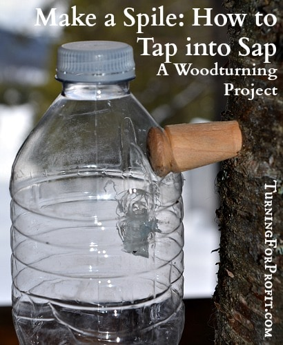 Spile: you can turn a spile in order to tap into the sap of Birch and Maple trees