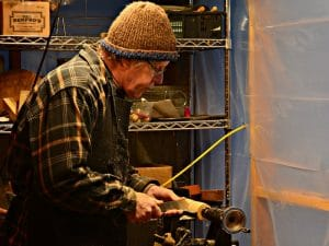 Woodturner Shop Safety