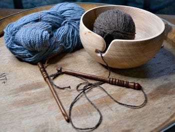 Pricing a beautiful wooden yarn bowl can be a real challenge.